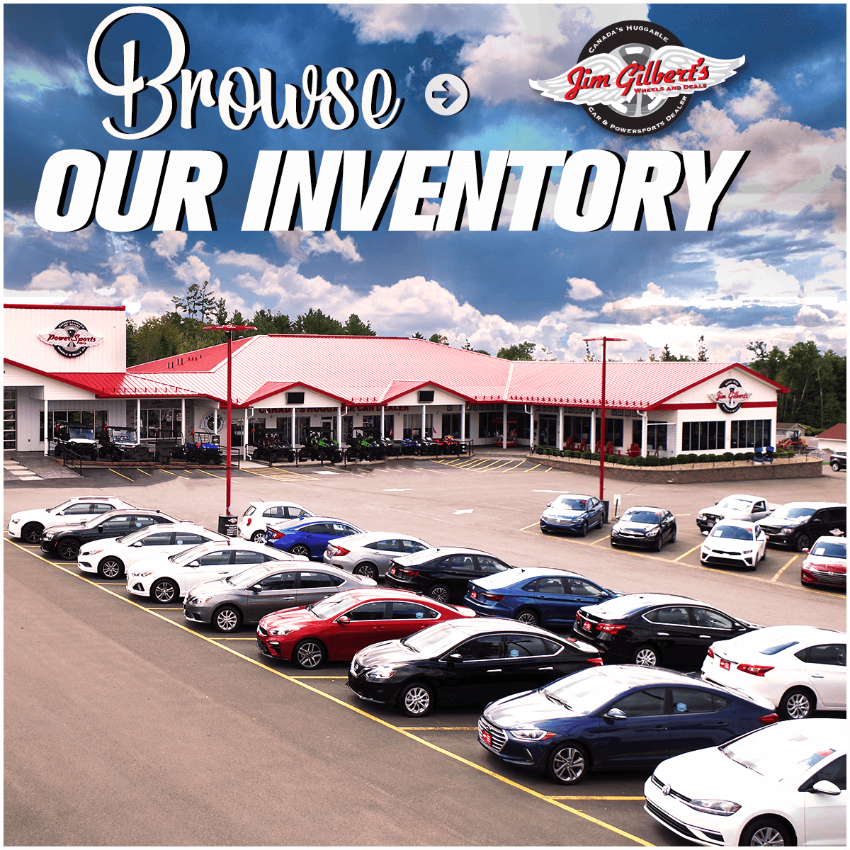 Inventory of Used Vehicles Fredericton