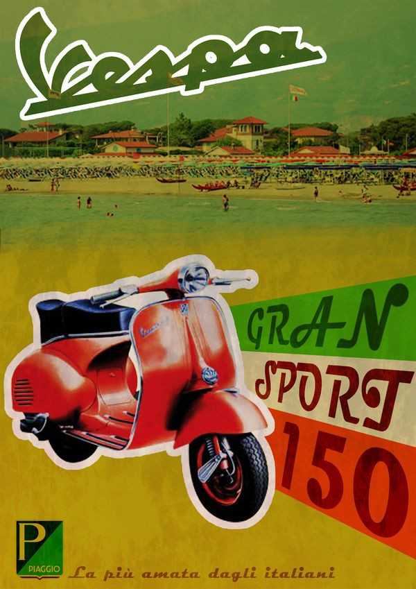 Wheels and Deals Vespa Fredericton