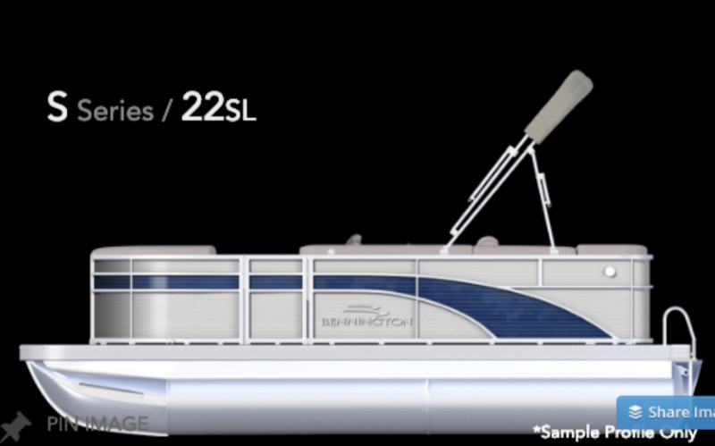 2019 Bennington Pontoon Boat